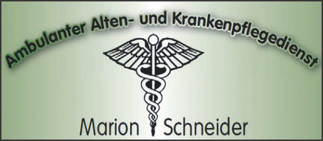 Ambulanter Pflegedienst Marion Schneider